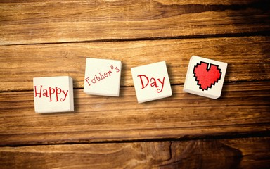 focus on composite fathers day