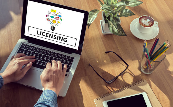 Patent License agreement    LICENSING