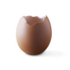 Eggshell Isolated