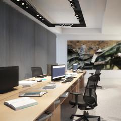Office Arangement (detail)