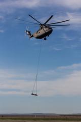 Transport helicopter Mi-26