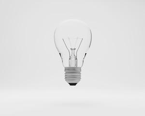 bulb modeling (white background)