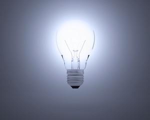 bulb modeling (white light)