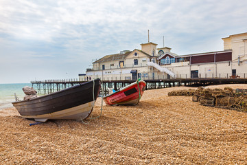Fototapete - Bognor Regis West Sussex England