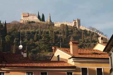 mura città di marostica