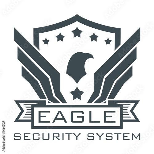 eagle logo security logo eagle wings logo security system eagle