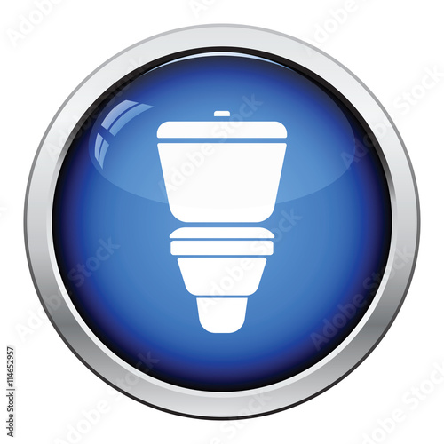 """Toilet bowl icon"" Stock image and royalty-free vector ..."