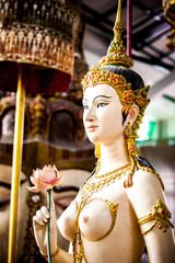 Angel statue in Thailand