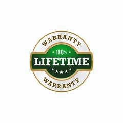 Warranty Lifetime