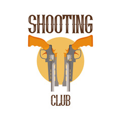 logo shooting club