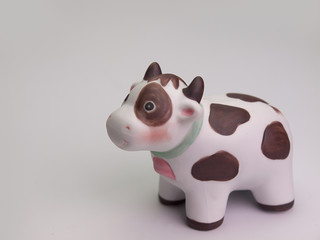 a cow toy