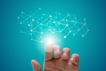 mani, informatica, tecnologia, rete, web, internet