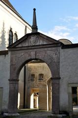 Eingangstor Kartause Mauerbach