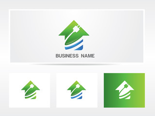 house elctrical logo