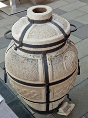 indian tandoori grill oven
