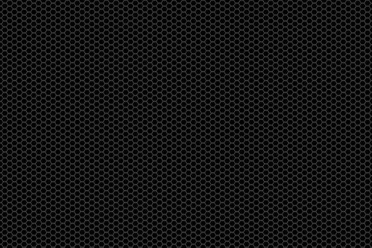black metallic mesh background texture
