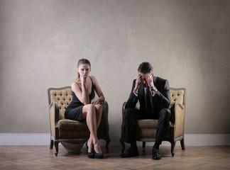 Misunderstandings in a couple