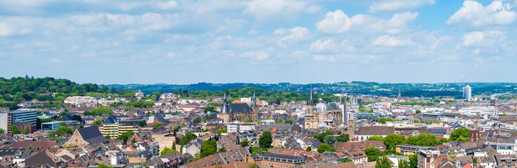 Aachen Aix-La-Chapelle Aken