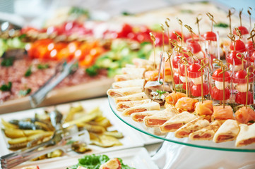 Italian Salad Bar Served on events