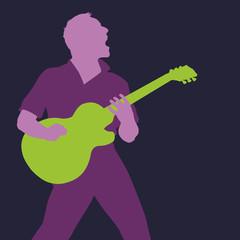 Guitariste - Rock