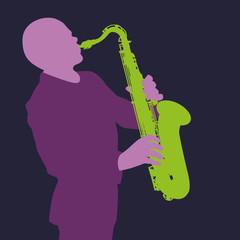 Saxophoniste - Jazz