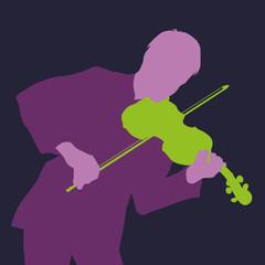 Violoniste - Classique