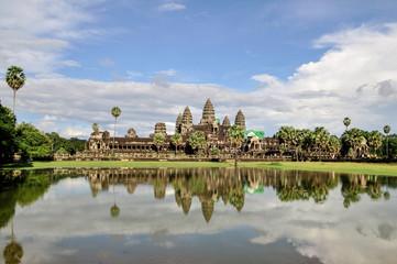 Views of Angkor Wat, Cambodia