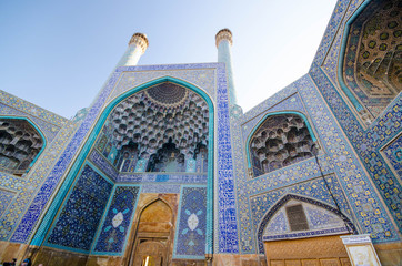 Imam Mosque in Esfahan, a Masterpiece of Islamic Architecture