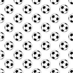 Seamless football pattern, background, vector illustration, eps 10