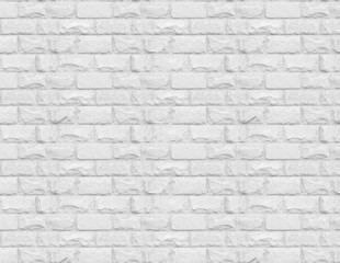 Seamless pattern of a light gray stone wall