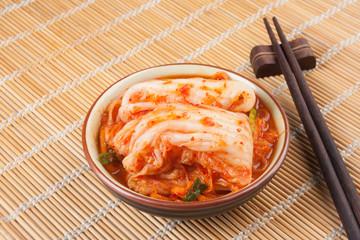 kimchi , korean food