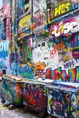 Full of Graffiti