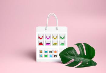 Shopping Bag Style