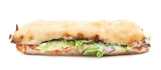 Sub sandwich isolated