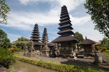 Holiday in Bali, Indonesia - Taman Ayun Temple
