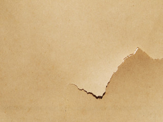 cracked brown paper texture