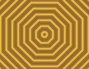 Абстрактный желтый фон.