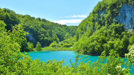 One of the most beautiful places in the world Plitvice - Croatia