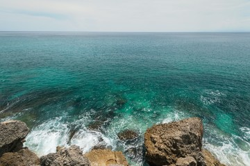 Holiday in Bali, Indonesia - Kubu Beach And Pantai Tengal Wangi