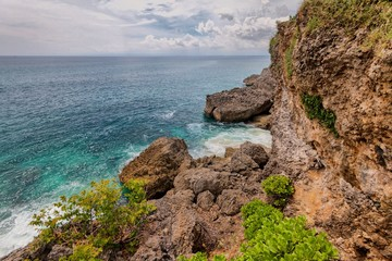 Holiday in Bali, Indonesia - Kubu Beach And Pantai Tengal Wangi