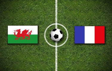 Wales / Frankreich
