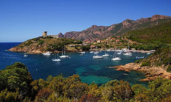 Girolata - Corsica (France)