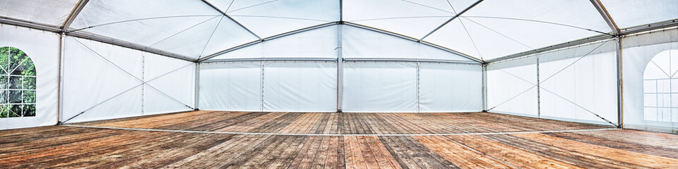 Inside the Big Tent