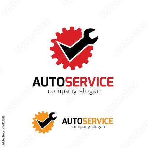 auto service logo