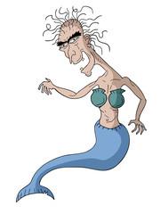 ugly mermaid