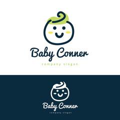Baby Shop Logo