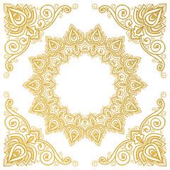 Vector Beautiful Mandala.