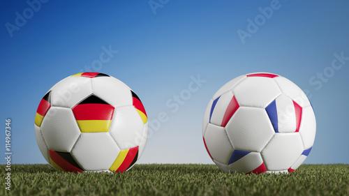 fussballspiel deutschland frankreich