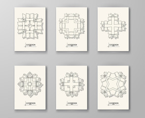 Set of Design Templates.