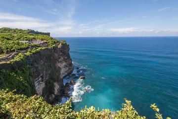 Holiday in Bali, Indonesia - Uluwatu Temple and Beautiful Cliff